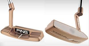 New Ping Putter Line with TR (True Roll) Technology = 50% more consistent
