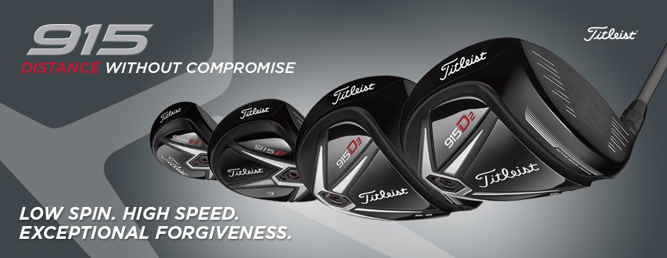 Titleist 915 Fitting Event – Exclusively for Hodson Golf & Independence  customers