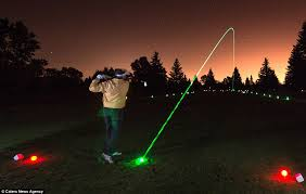 Night Golf at Independence – Great fun for everyone