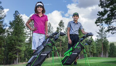 """New Ping Prodi G lineup for aspiring junior golfers – Best Junior Equipment and Program out there – so """"Get Growing"""""""