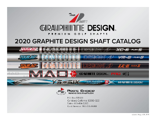 Hodson Golf featured dealer for Graphite Design Golf Shafts