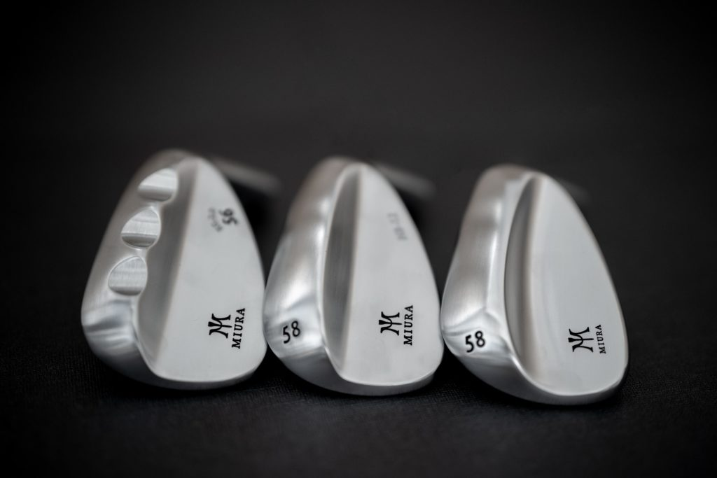 Hodson Golf Premium Miura Japanese Forged Wedge Package
