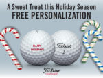 Holiday 2020 Custom Titleist Golf Ball Package