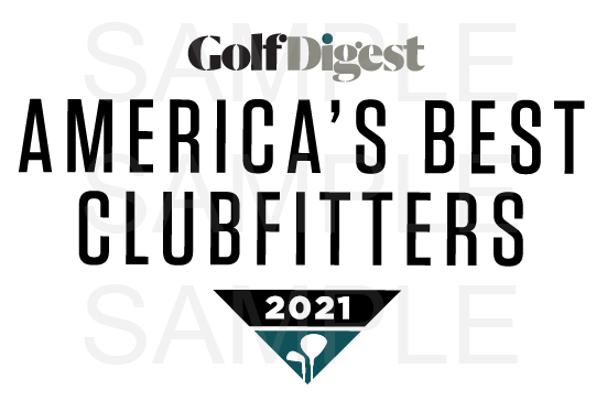 Hodson Golf awarded Top 100 Clubfitter by Golf Digest