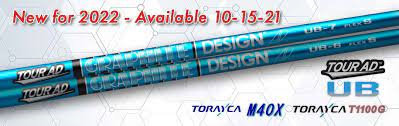 Read more about the article New Graphite Design Tour AD UB (Up & Beyond) shafts now available!